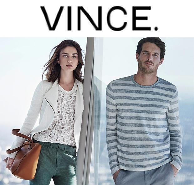 25% Off Friends & Family Event @ Vince.