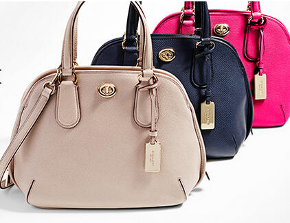 25% Off Select Coach Handbags and Watches @ Nordstrom