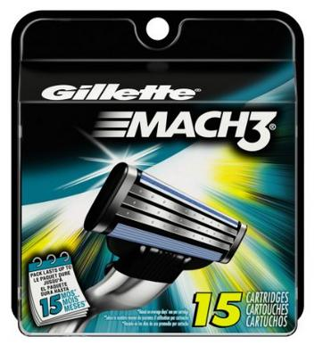 $6 Off + Extra 5% Off Select Gillette Products @Amazon.com