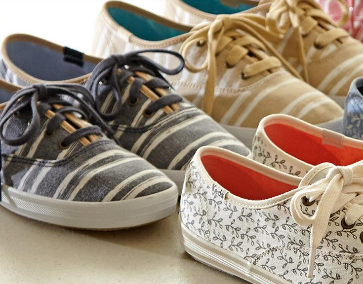 10% Off with $100 Purchase @ Keds