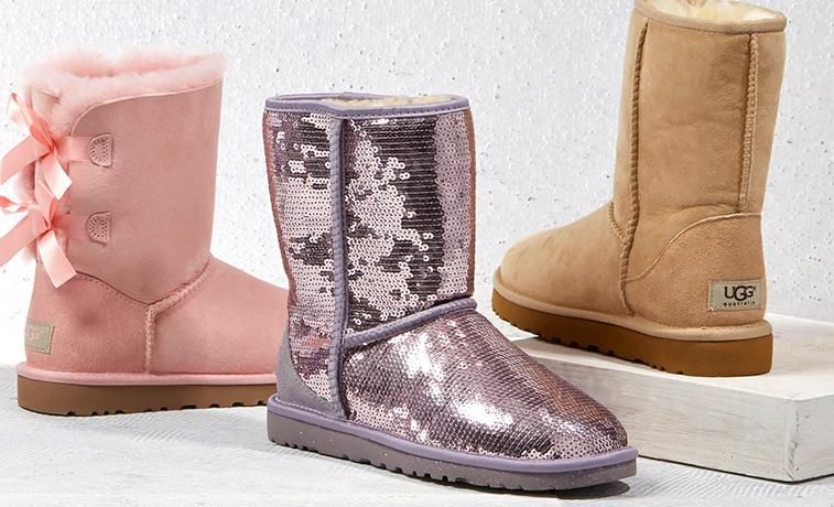 Up to 20% Off UGG Snow Shoes on Sale @ ideel