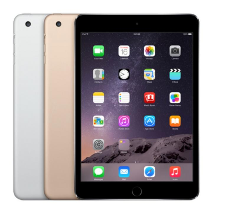 $499 Apple iPad mini 3 128GB Wi-Fi
