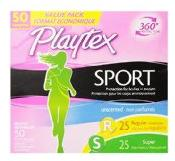 Free Sample Playtex Sport