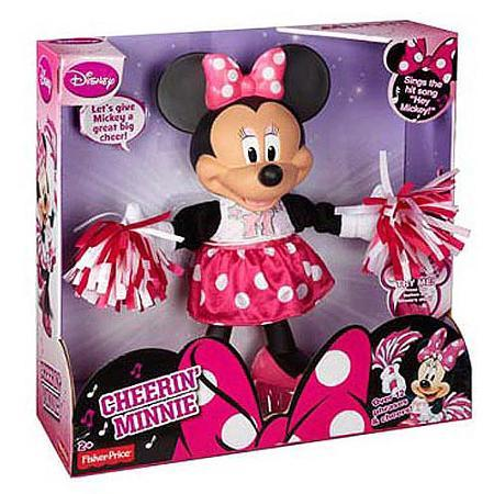 $9.89 Cheerin' Minnie