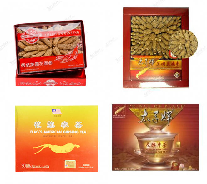 10% Off with American Ginseng Purchase @ Yamibuy