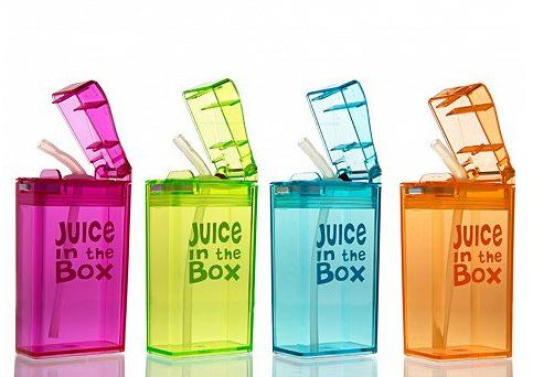 $11.99 Juice in the Box Reusable Juice Box