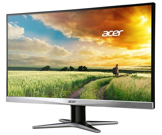 "$249.99 Acer smidpx 25"" WQHD 2560 x 1440 IPS LED Monitor G257HU"
