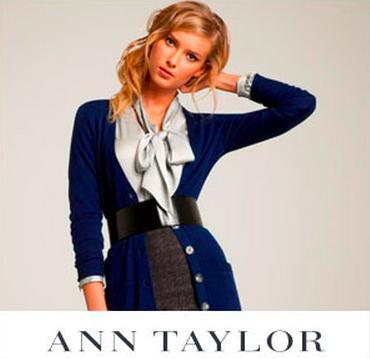 50% Off+Free Shipping  Your Entire Purchase @ Ann Taylor