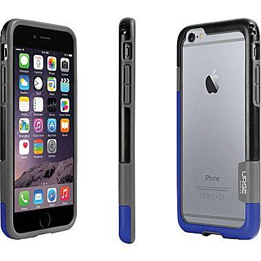 $7.99 URGE Basics iPhone 6 Bumper Case with Bonus Screen Protector