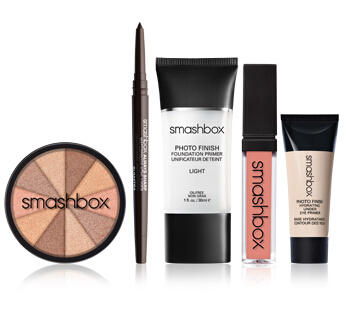 Smashbox Summer Essentials Set @ ULTA Beauty