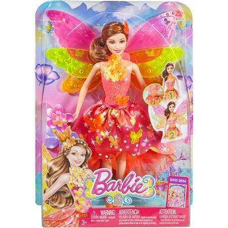 Barbie and the Secret Door Fairy Nori Doll