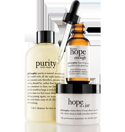 Up to 30% Off with Purchase @ philosophy