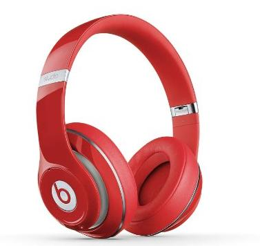 $199.95 Beats Studio 2.0 OverEar Headphone - Red