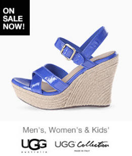 Up to 70% Off UGG & UGG Collection @ 6PM.com