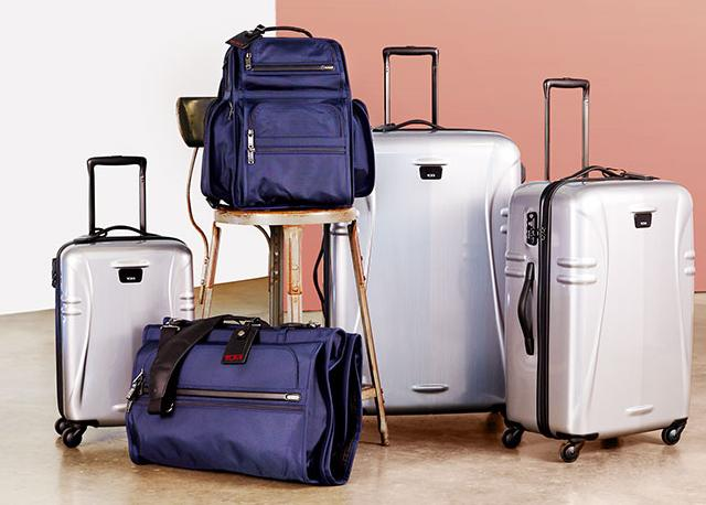 Up to 47% Off Tumi Designer Luggage on Sale @ Hautelook
