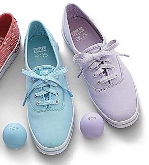 10% Off Over $100 keds x eos New Collection @ Keds