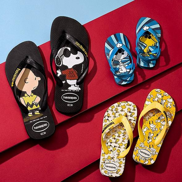 New Snoopy Collection @ Havaianas