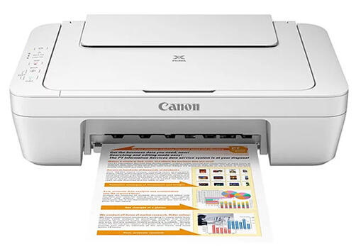 Canon MG2520 Inkjet All-In-One Printer