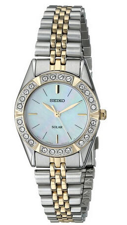 Seiko Women's SUP094 Solar Classic Dress Watch