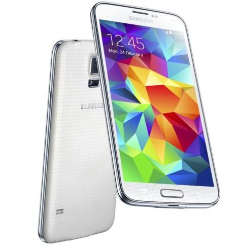 $349.99 Samsung Galaxy S5 SM-G900A 4G LTE 16GB White Unlocked