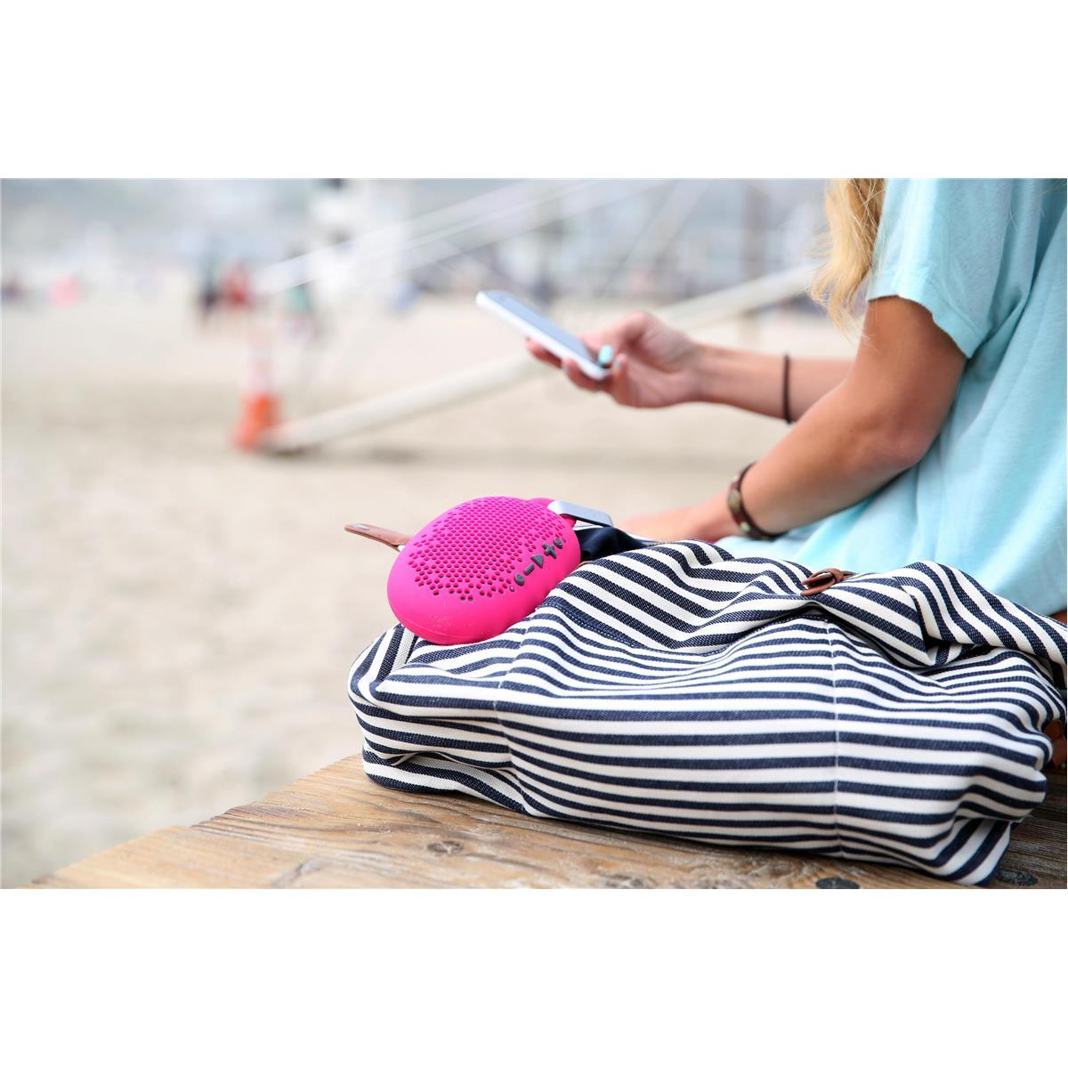 BOOM Urchin Ready 4 Anything Water Resistant Bluetooth Speaker (Available in 4 colors)