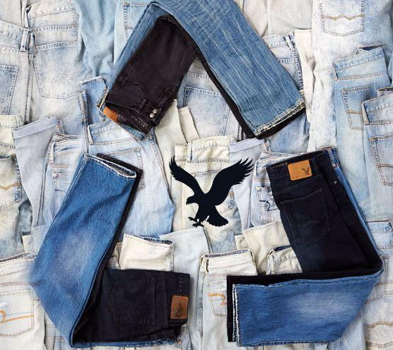 20% Off All AEO Jeans @ American Eagle