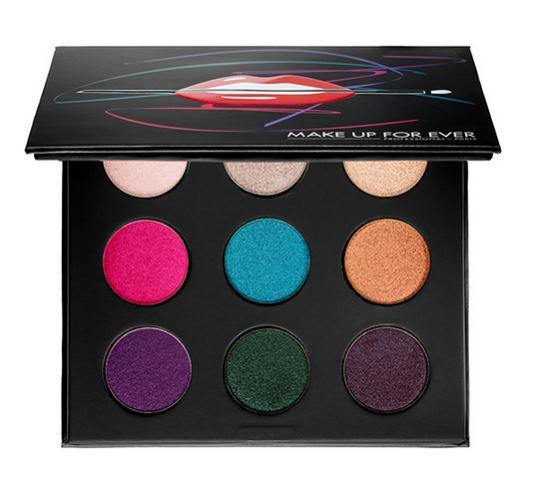 New Release!  MAKE UP FOR EVER 2015 Limited Edition Artist Palette
