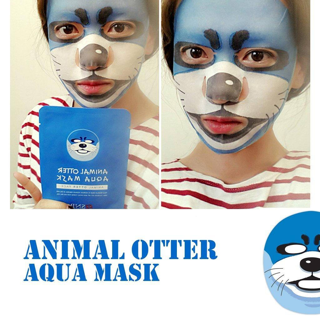 $20.87 [SNP Cosmetic] Animal Mask 10e...