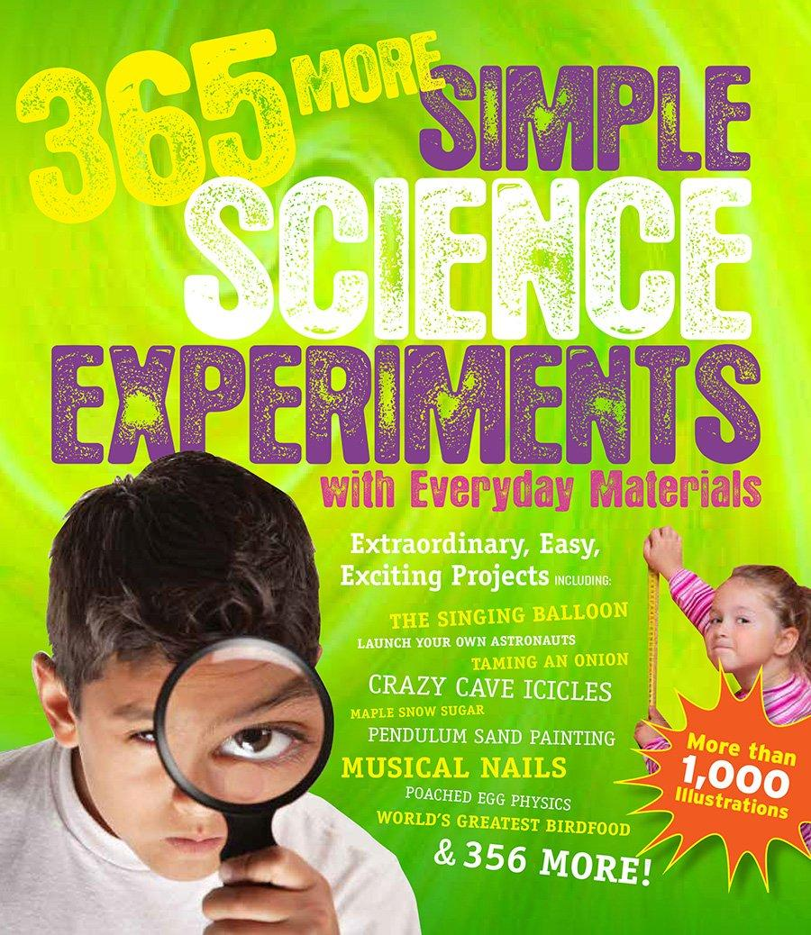 Science Experiments for Kids - Recommending 5 Good Books @ Amazon