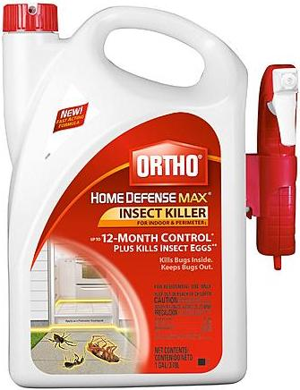 $6.99 1-Gallon Ortho Home Defense Max Insect Spray (0196710)