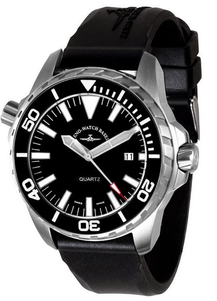 Extra $50 Off Select Zeno Men's Diver Watches @Gemnation