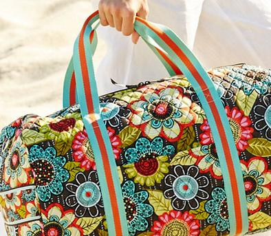 Up to 50% Off Sale + Free Shipping On All Orders @ Vera Bradley