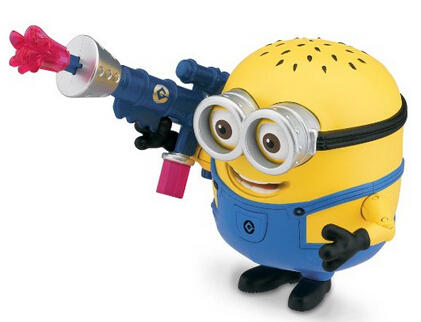 Despicable Me Jerry with Jelly Blaster