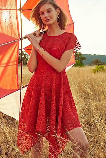 Extra 20% Off + Free Shipping Full-Price & Sale Dresses @ Anthropologie