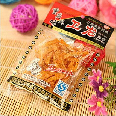 $15.17 Chinese Special Snack Food: Spicy Gluten Wei Long La Tiao (20 Packages)