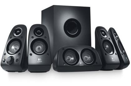 Logitech Z506 5.1 Surround Speaker System Refurbished