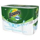 Free $5 Gift Card  with Select (2) Bounty Paper Towel Purchase @ Target.com