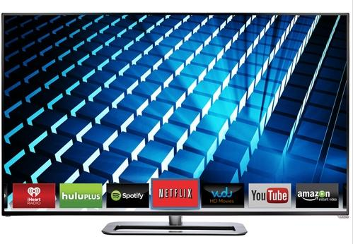 "$597.99 Vizio 55"" 240Hz 1080p LED Smart HDTV M552I-B2"