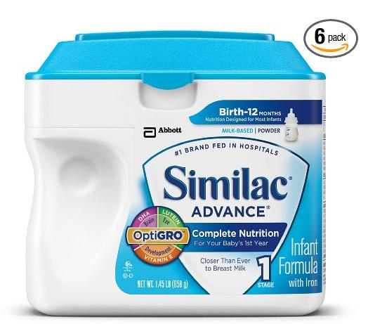 Baby Products Baby Formula @ Multiple Stores