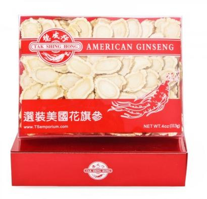 $158 For 4 Boxes + Free gifts American Ginseng TS AAA 4oz Purchase @ Tak Shing Hong