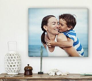 70%+ Off Select SizesCustom Photo to Canvas Print for Mom @ Easy Canvas Prints