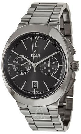 $1298 Rado Men's D-Star Chronograph Watch(Dealmoon Exclusive)