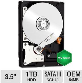 From $24.99 On Select Computer Storage Products @ Tigerdirect