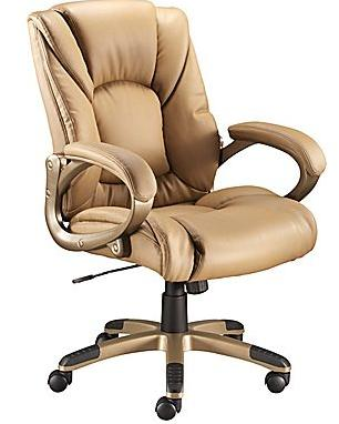$43.39 Staples Siddons Managers Chair