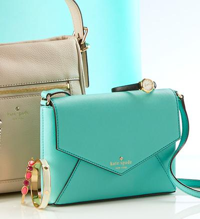 Up to 40% OffKate Spade Designer Handbags, Wallets & More Items on Sale @ Ideel