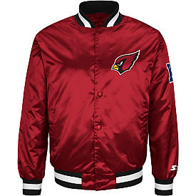 Up to 73% Off  Select Starter Men's NFL Satin Jackets @ Sports Authority