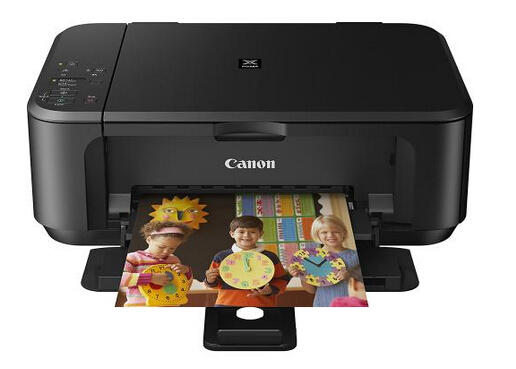Canon PIXMA MG3520 Wireless All-In-One Photo Printer + Corel Paint Shop Pro X7 and Honestech Easy Video Editor 3.0