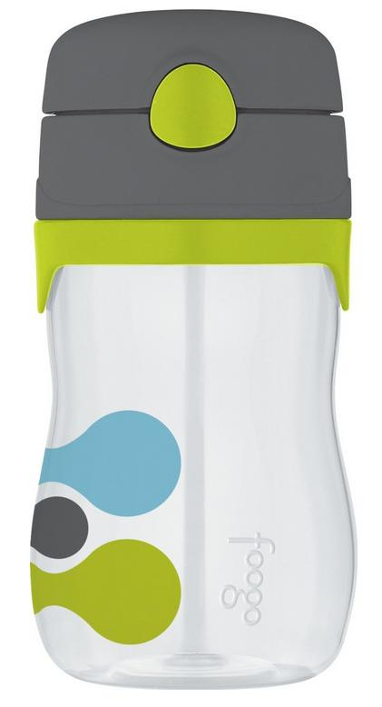 Thermos FOOGO Phases Straw Bottle, 11 Ounce