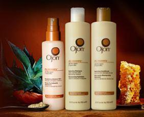 Receive a free deluxe sample triowith any $40 purchase @ Ojon