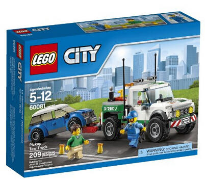 $15.99 LEGO City Great Vehicles Pickup Tow Truck